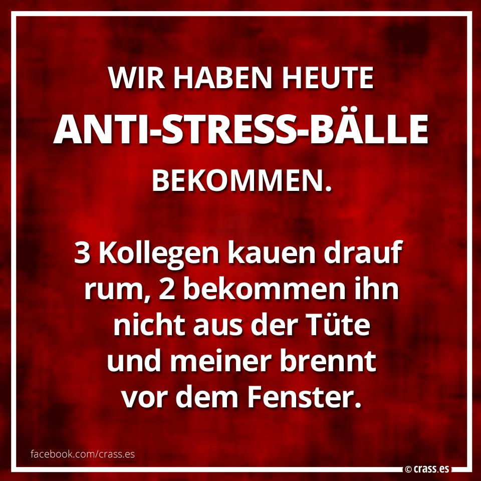 anti stress sprüche lustig